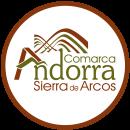 Escudo de COMARCA DE ANDORRA-SIERRA DE ARCOS